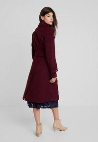 mint&berry - Classic coat - winetasting - 2