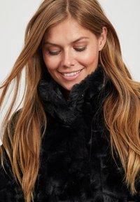 Vila - Winter coat - black - 3