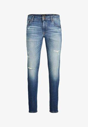 SKINNY FIT LIAM SEAL JOS 799 SPS - Jeans Skinny Fit - blue denim