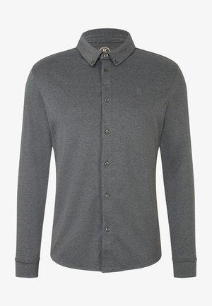 HEMD FRANZ - Shirt - grau meliert