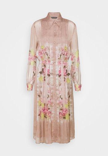DRESS - Shirt dress - pink