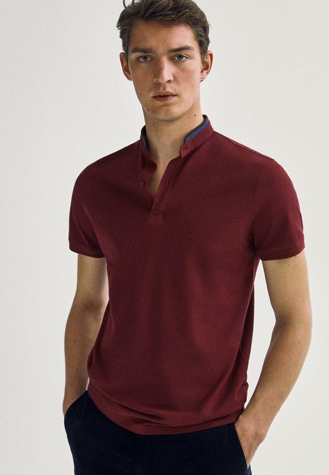 MIT MAOKRAGEN  - T-shirt basique - bordeaux