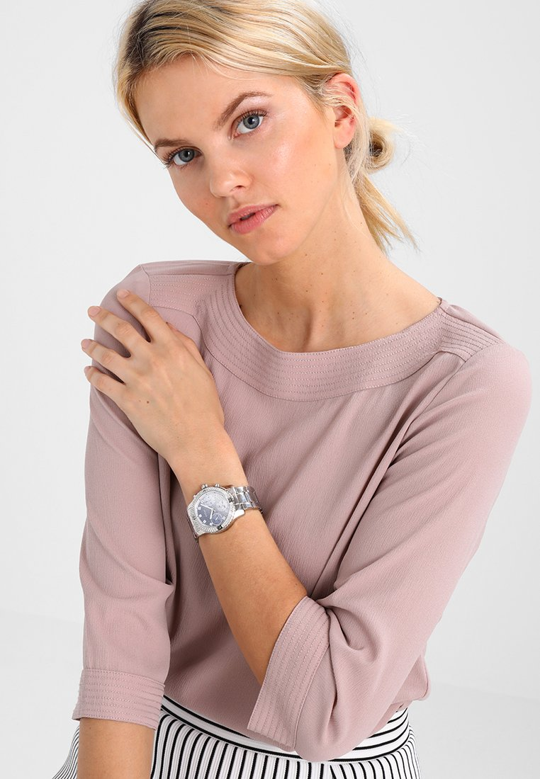 Guess - LADIES SPORT - Watch - silver-coloured