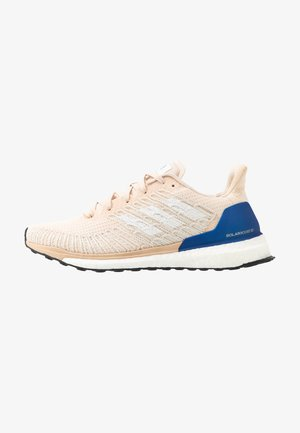 SOLAR BOOST ST 19  - Chaussures de running neutres - footwear white/collegiate royal