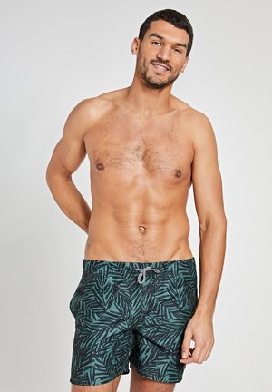 MANGROVE - Swimming shorts - cilantro
