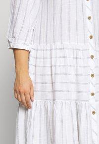 Zizzi - MCATA - Day dress - white - 6