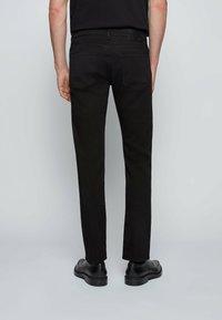 BOSS - DELAWARE - Slim fit jeans - black - 2