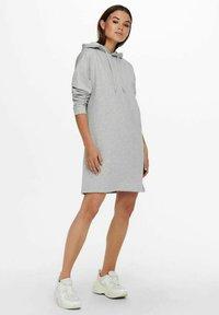 ONLY - Day dress - light grey melange - 1