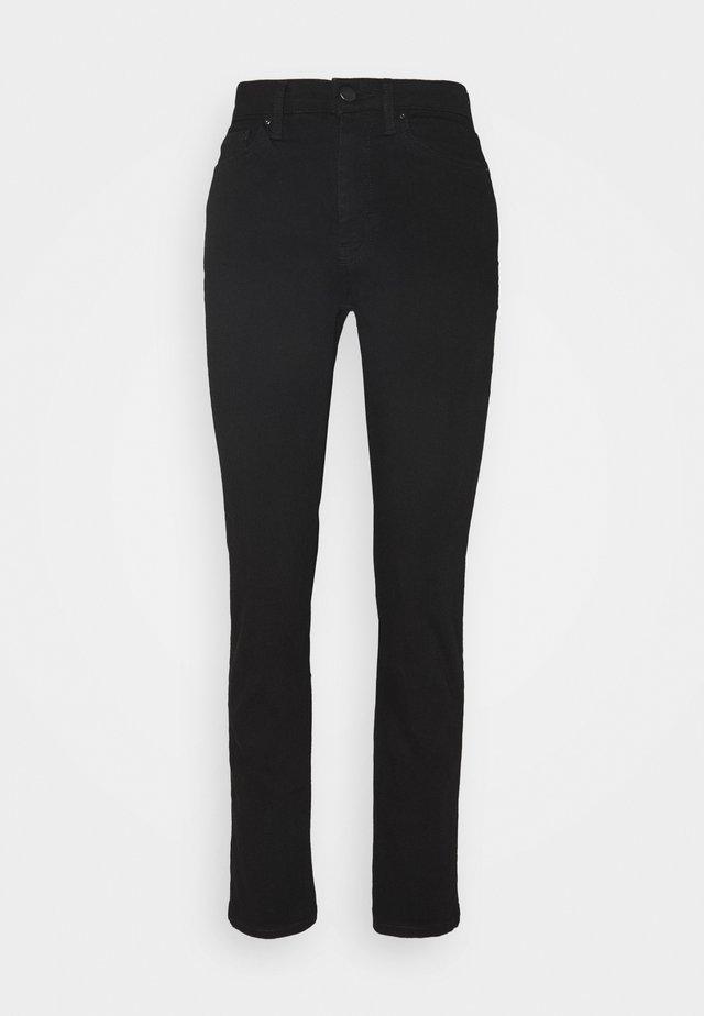 STRAIGHT LEG - Straight leg -farkut - black denim
