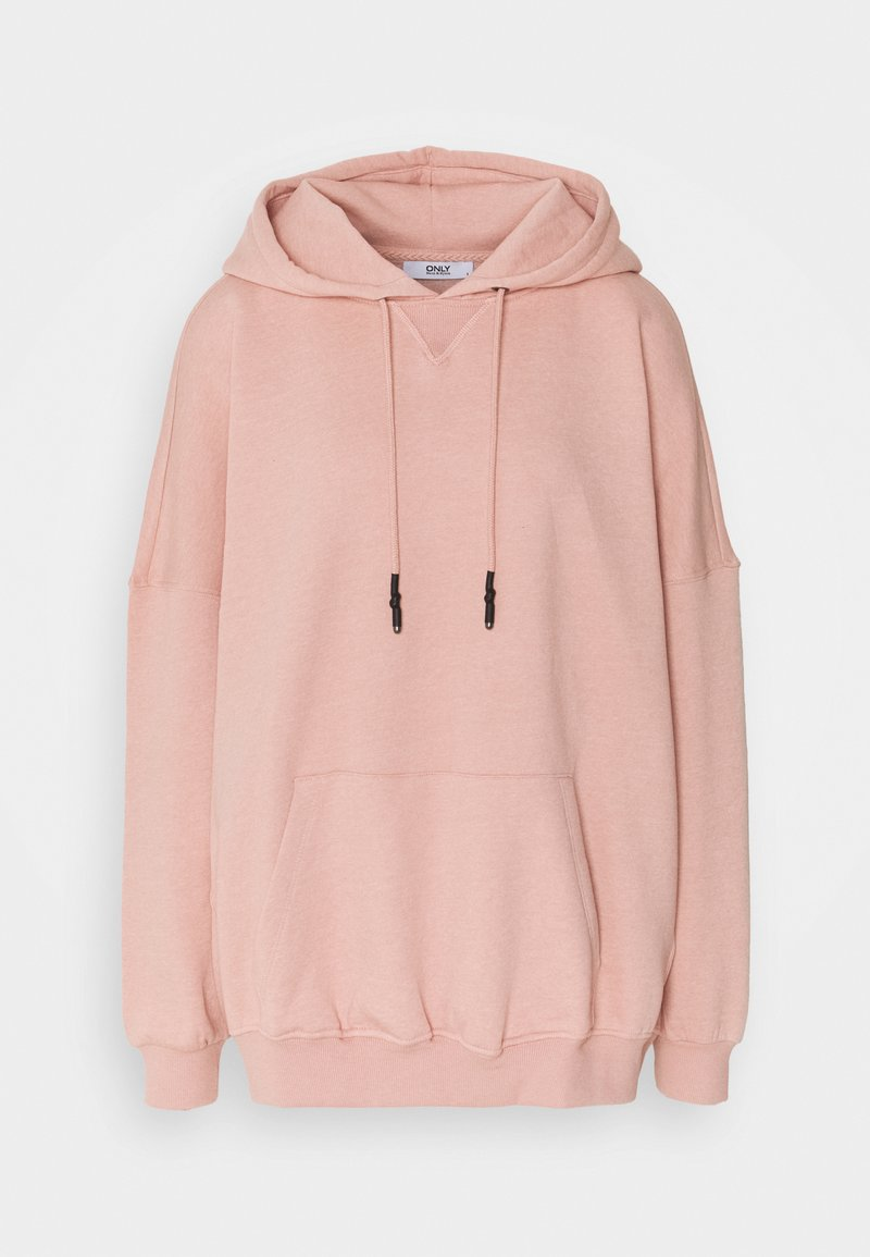 ONLY Tall - ONLDOVE OVERSIZE TALL - Hoodie - rose tan
