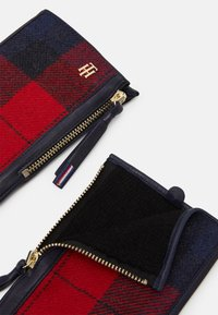 Tommy Hilfiger - MIX GLOVES CHECK - Rukavice - blue - 2