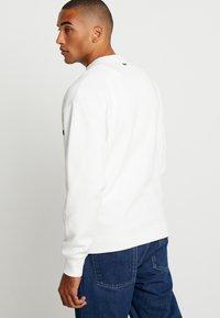 Lacoste LIVE - Sweatshirt - flour/green - 2