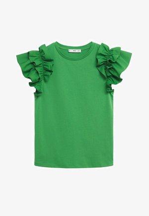 Camicetta - groen