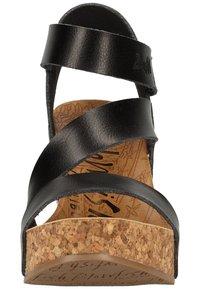 Blowfish Malibu - Platform sandals - black - 3