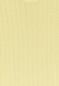 Mads Nørgaard - POINTELLA DRIXINA - Jersey dress - pale banana - 2
