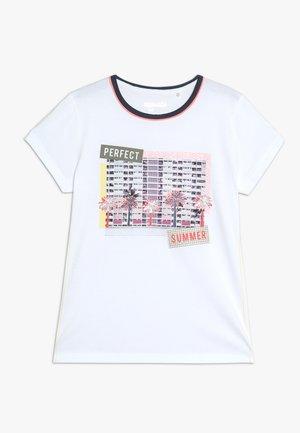 TEENAGER - Print T-shirt - soft white