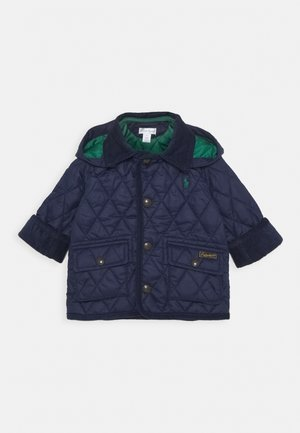 KEMPTON CAR OUTERWEAR JACKET - Vinterkappa /-rock - cruise navy