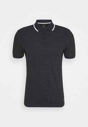KURZARM - Polo shirt - grey