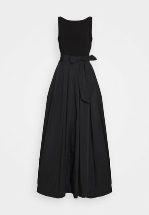 MEMORY LONG GOWN COMBO - Iltapuku - black