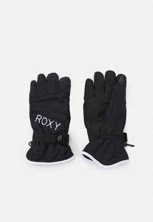 JETTY SOLGLOVES - Fingerhandschuh - true black