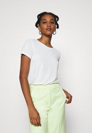 JOLIN  - Basic T-shirt - white light running