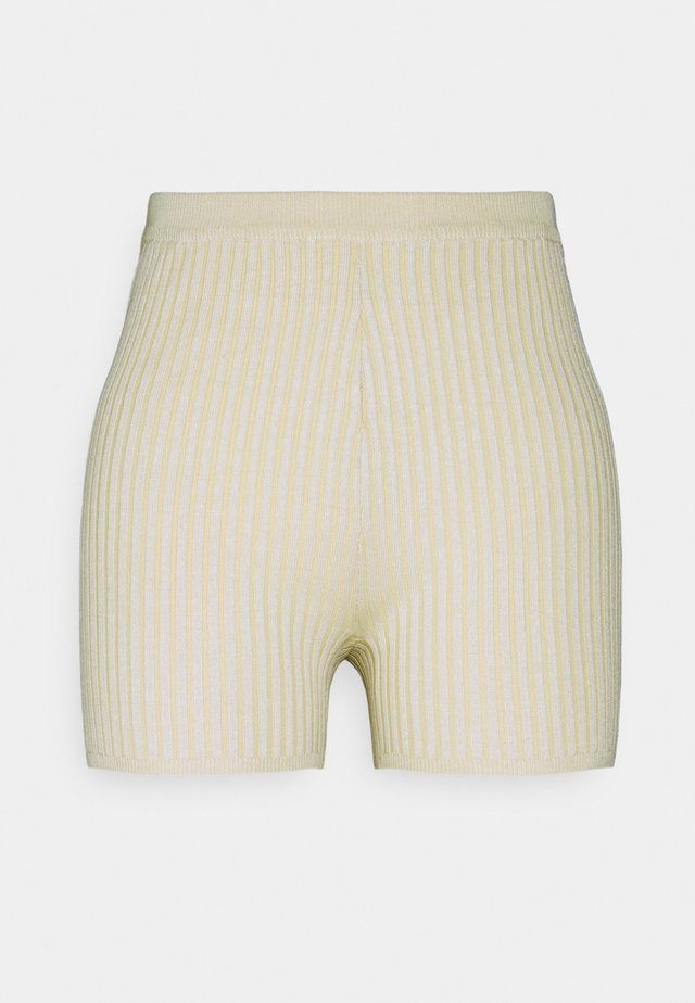 CYCLING - Shorts - stone