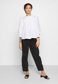 Selected Femme Petite - SLFNOVA - Bluzka - bright white - 1