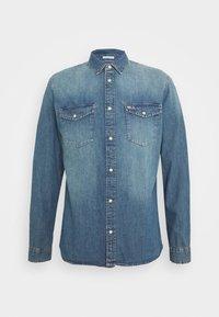 Tommy Jeans - TJM WESTERN  - Shirt - mid indigo - 3