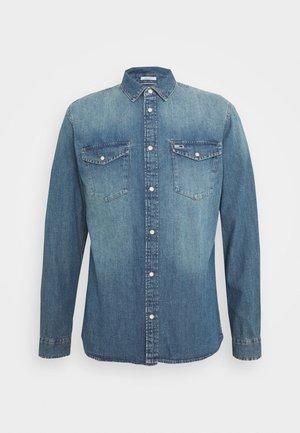 TJM WESTERN  - Shirt - mid indigo