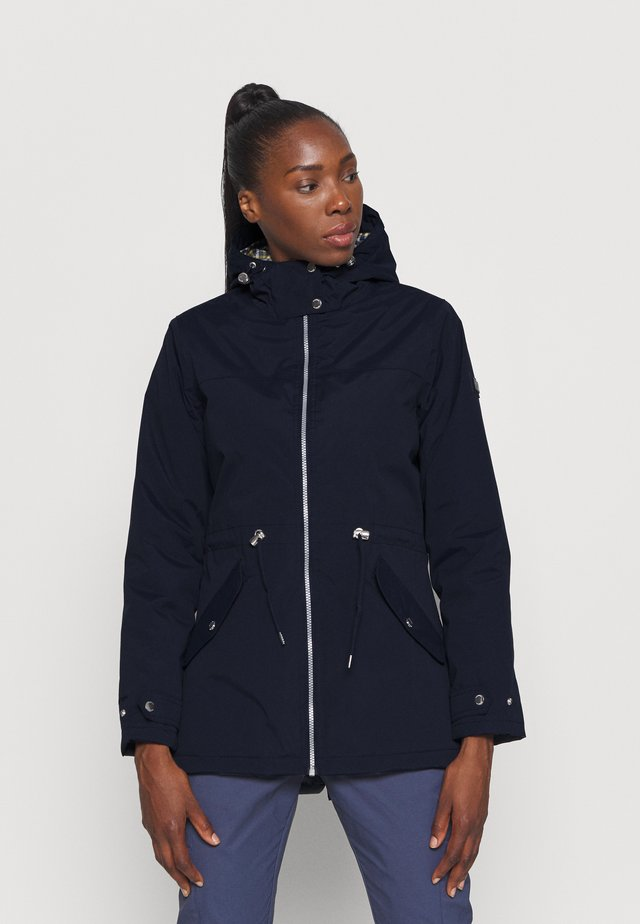BRIGID - Winter coat - navy