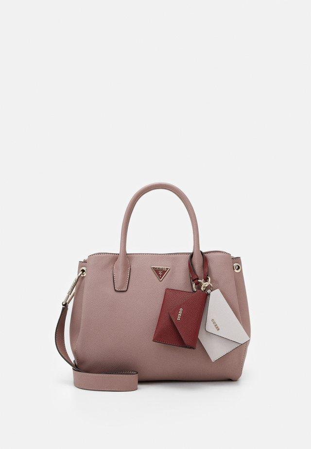 KIRBY GIRLFRIEND CARRYALL - Handbag - mauve