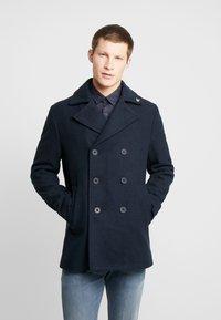 Lyle & Scott - PEACOAT - Short coat - dark navy - 0