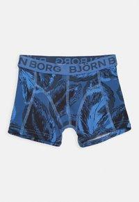 Björn Borg - LEAFY SAMMY 7 PACK - Underkläder - federal blue - 1