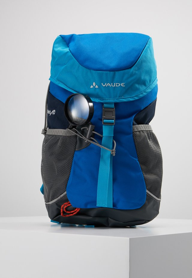 PUCK 10 - Hiking rucksack - blue