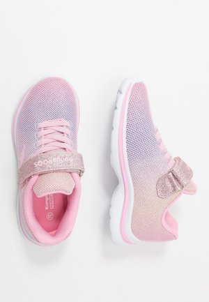 KANGASHINE - Sneaker low - frost pink/rainbow