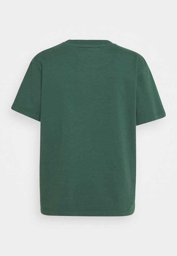 Han Kjobenhavn ARTWORK TEE - T-shirt z nadrukiem - faded green Nadruk Odzież Damska DDXK NV 1