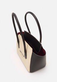 Bally - BALLY SOMMET - Handbag - natura/black - 3