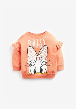 DISNEY DAISY DUCK LICENCE SWEATSHIRT - Sweatshirt - brown