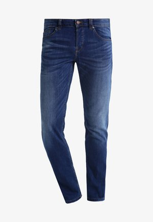 ONSLOOM  - Vaqueros pitillo - medium blue denim