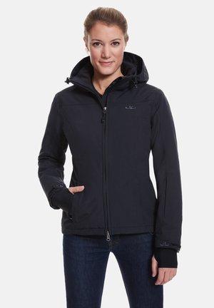 KERAVA - Snowboard jacket - black