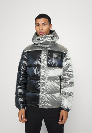 BLOCK  - Giacca invernale - silver