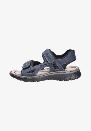 SPORTIVE - Walking sandals - navyschwarzschwarz (14)