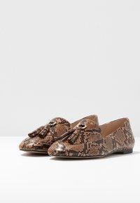 PARFOIS - Scarpe senza lacci - brown - 4