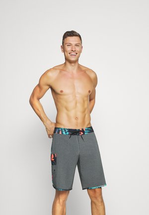 PRO - Swimming shorts - grey heather