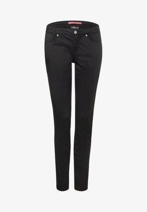 YULIUS - Slim fit jeans - black