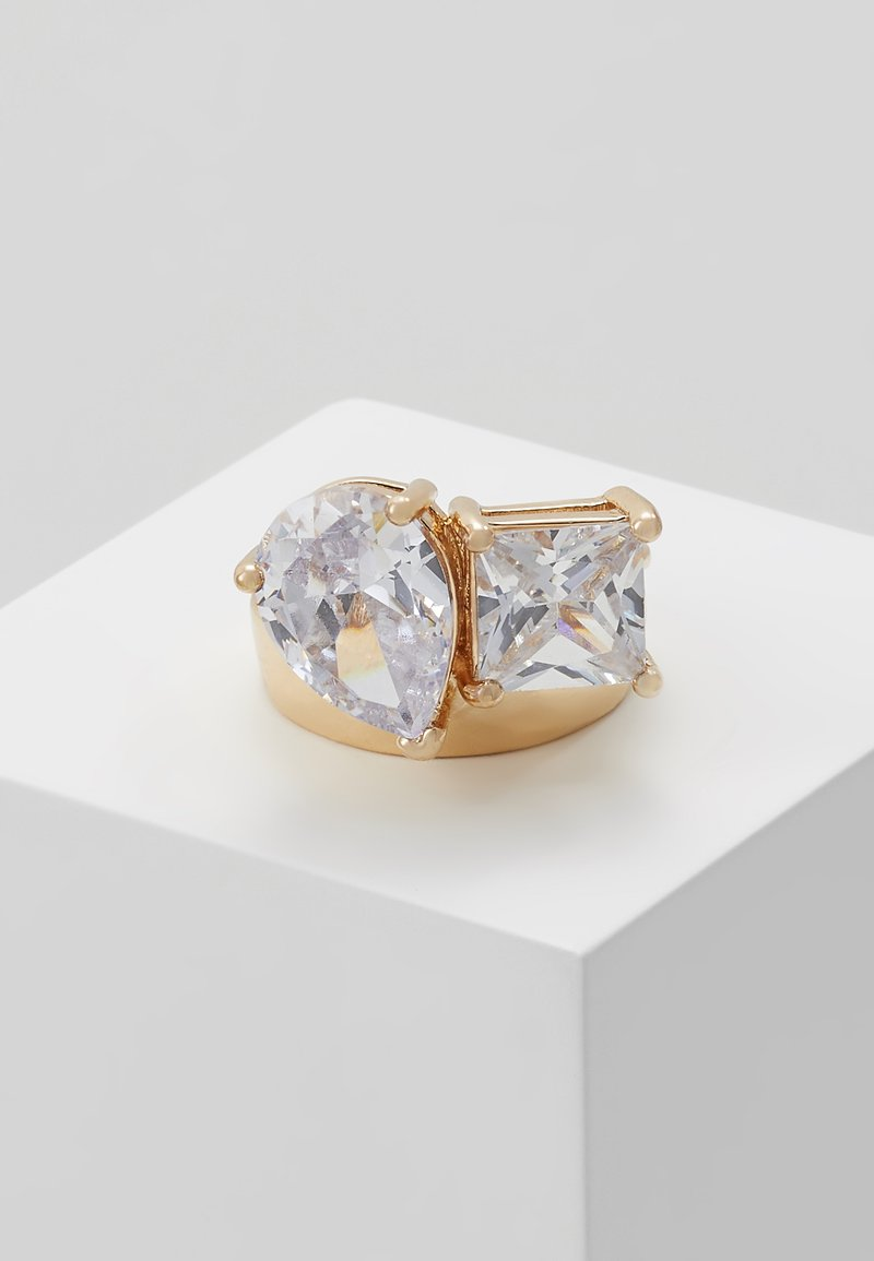ALDO - SOFTWIND - Ring - clear/gold-coloured