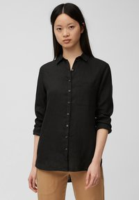 Marc O'Polo - Button-down blouse - dark atlantic - 0