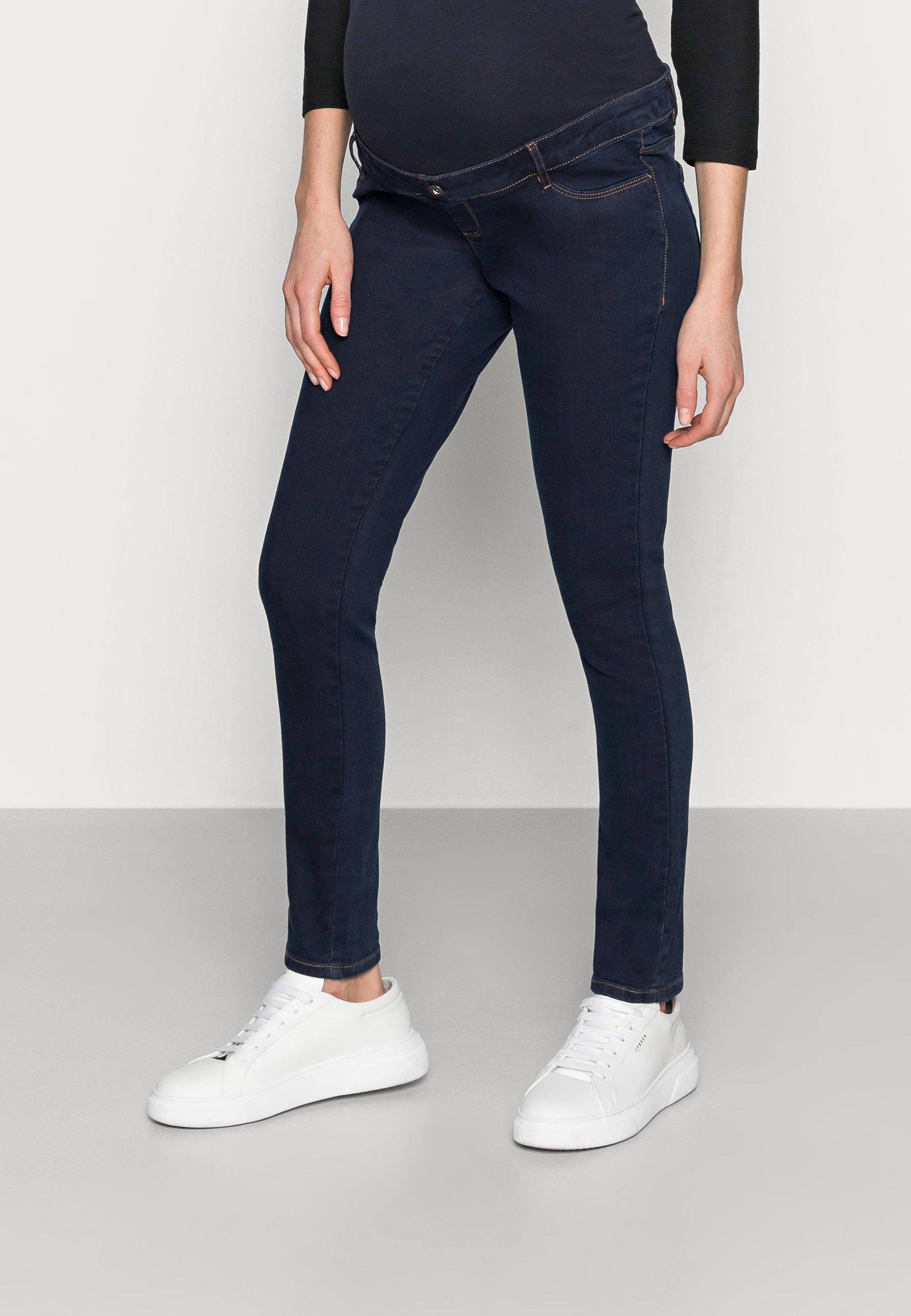 Women OVERBUMP ELLIS - Jeans Skinny Fit
