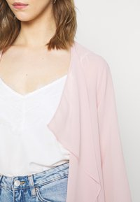 Vila - VIALLI 3/4 COVER UP - Blazer - pale mauve - 5