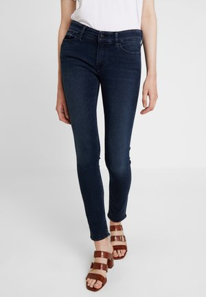 JUNO - Slim fit jeans - dark blue
